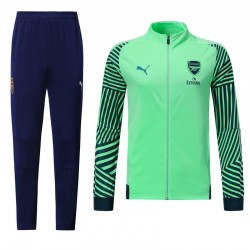 Arsenal Green Tracksuit 18-19