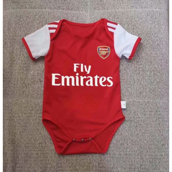 quality design 7b6d8 94847 Arsenal Home Baby Romper 19-20