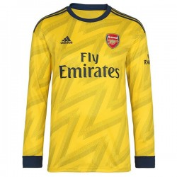 Arsenal Away Longsleeve Jersey 19-20