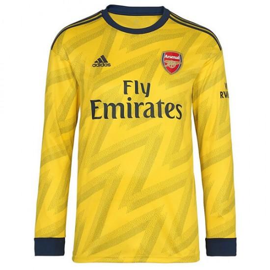 new product cc96d 202c8 Arsenal Away Longsleeve Jersey 19-20
