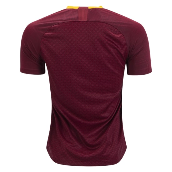 official photos 00eed 34200 As Roma Home Jersey 18-19