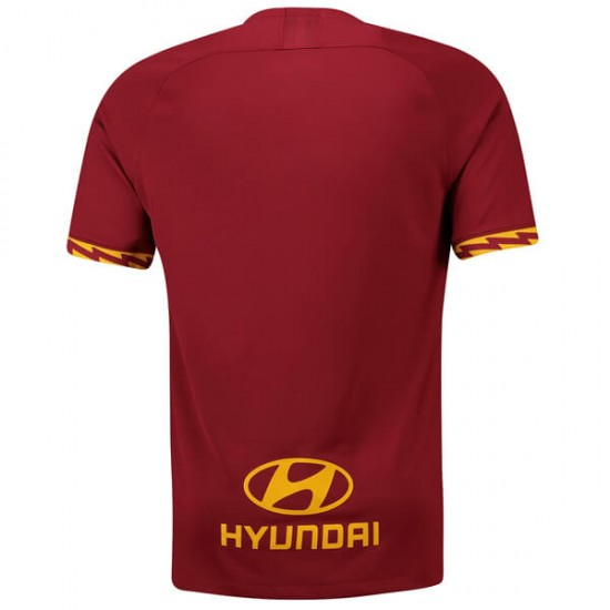 As Roma Home Jersey 19-20