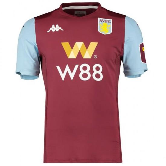newest 4e0c5 e4f77 Aston Villa Home Jersey 19-20
