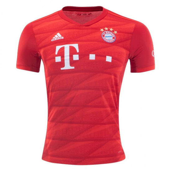 Bayern Munich Home Jersey 19-20