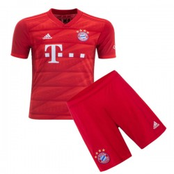 Bayern Munich Home Kids Jersey 19-20