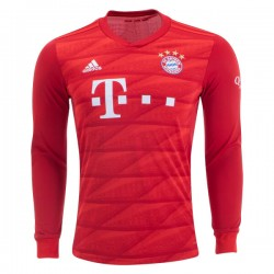 Bayern Munich Home Longsleeve Jersey 19-20