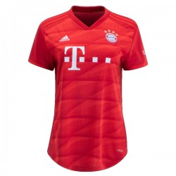 Bayern Munich Home Ladies Jersey 19-20