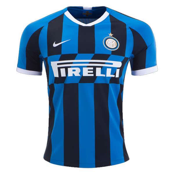 wholesale dealer f1114 48cb0 Inter Milan Home Jersey 19-20