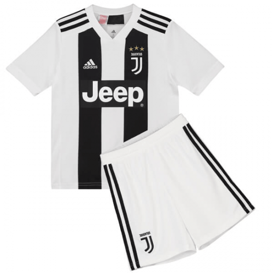 bc4c85987f8 Juventus Home Kids Jersey 18-19 plus Short