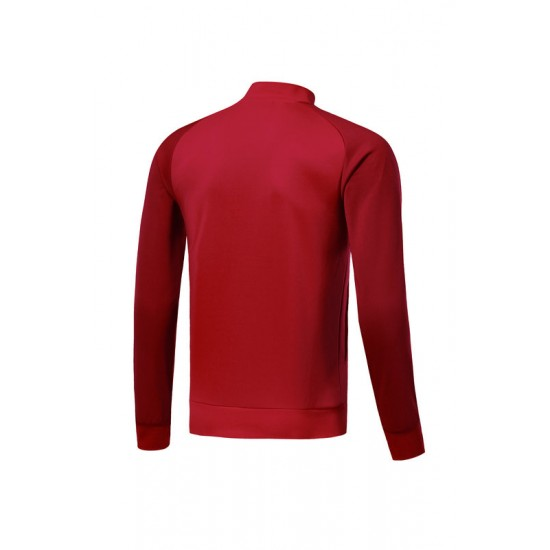 cbf22c2076e Liverpool Red Jacket 18-19