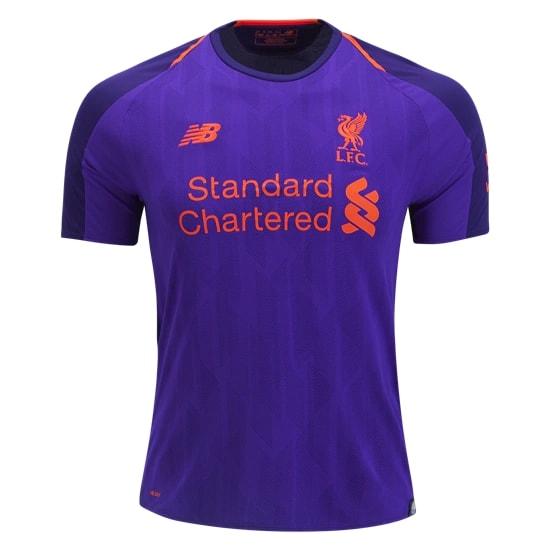 Liverpool Away Jersey 18-19