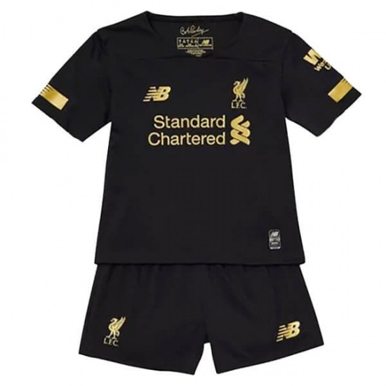 Liverpool GK Kids Jersey 19-20 plus Short