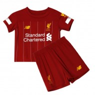 Liverpool Home Kids Jersey 19-20 plus Short