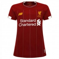 Liverpool Home Ladies Jersey 19-20