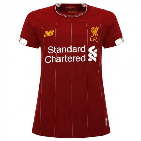 Liverpool Home Ladies Jersey 19-20