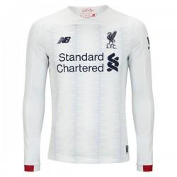 Liverpool Away Longsleeve Jersey 19-20