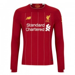 Liverpool Home Longsleeve Jersey 19-20