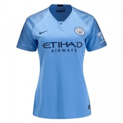 Manchester City Home Ladies Jersey 18-19