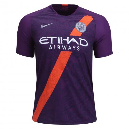 best website 835ea aee5f Manchester City 3rd Jersey 18-19