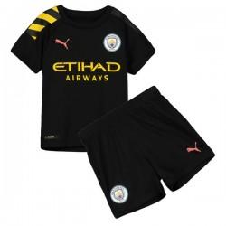 Manchester City away Kids Jersey 19-20
