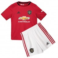 Manchester United Kids Home Jersey 19-20