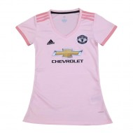 Manchester United Away Ladies Jersey 18-19