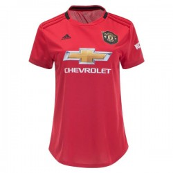 Manchester United Ladies Home Jersey 19-20