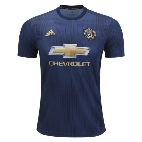 buy popular 6ca93 f02a6 Manchester United 3rd Jersey 18-19