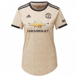 Manchester United Ladies Away Jersey 19-20