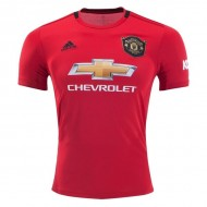 Manchester United Home Jersey 19-20 BF