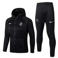 PSG black hoodies & pants