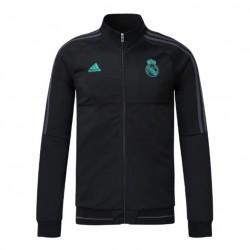 Real Madrid Jacket Black 2017/18