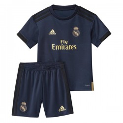 Real Madrid Away Kids Jersey 19-20 BF