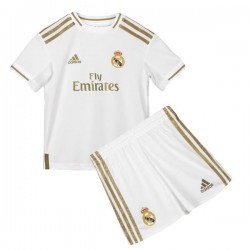 Real Madrid Home Kids Jersey 19-20