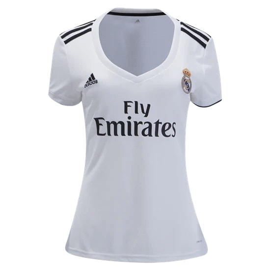 the latest 13d22 d1648 Real Madrid Home Ladies 18-19