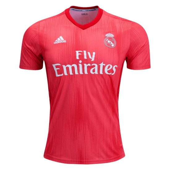 reputable site 96226 197c4 Real Madrid 3rd Jersey 18-19