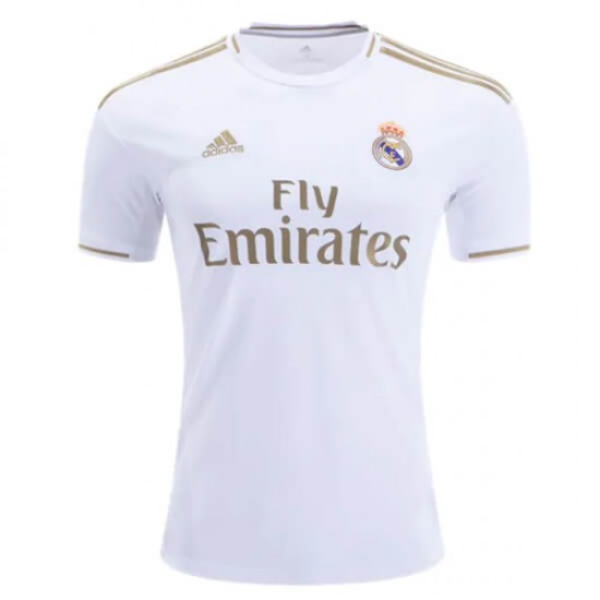 competitive price e96dc cd07c Real Madrid Home Jersey 19-20