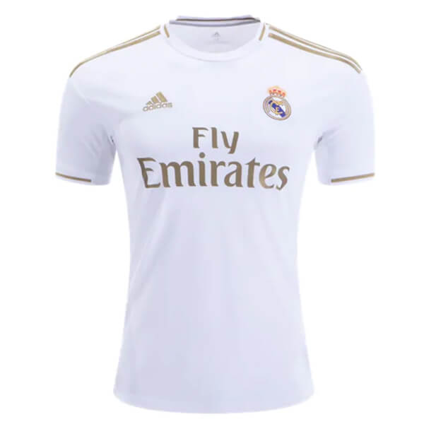 competitive price 2fc37 09228 Real Madrid Home Jersey 19-20