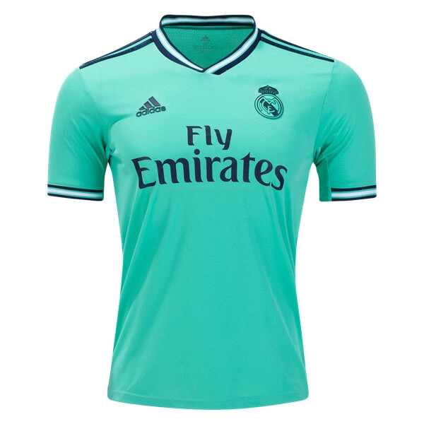 super popular 9c45a 06daf Real Madrid 3rd Jersey 19-20
