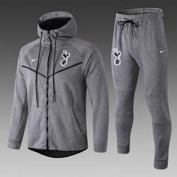 Tottenham Grey hoodies & pants