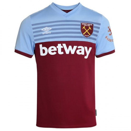 Westham Home Jersey 19-20