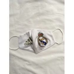 Real Madrid Home Mask