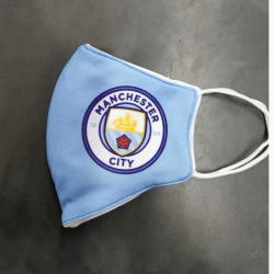 Manchester City Home Mask